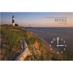 Precious Melodies Clock - Refuge with It's a Beautiful Day Chimes