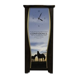 Precious Melodies Clock - Confidence with Chimes