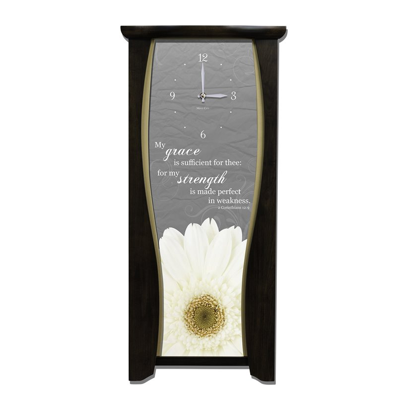 Precious Melodies Clock - Daisy with Chimes