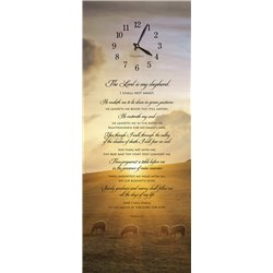 Precious Melodies Clock - Psalm 23 with Chimes