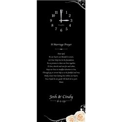 Precious Melodies Clock - Marriage Prayer with Chimes