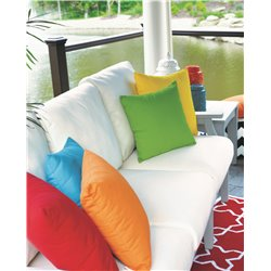 Berlin Gardens Classic Terrace Left Arm Sofa