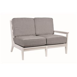 Berlin Gardens Mayhew Left Arm Love Seat