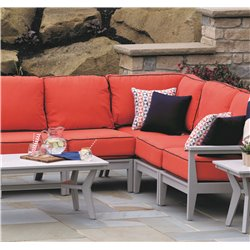 Berlin Gardens Mayhew Corner Section for Sectional