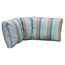Classic Terrace Corner Section Back Cushion