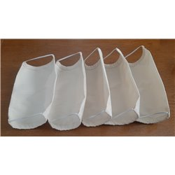 Washable & Reusable Muslin Cotton Face Mask - Pack of 5