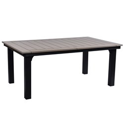 "Berlin Gardens Homestead 44"" X 72"" Dining Table"
