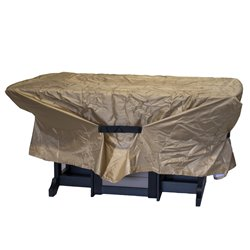 "Berlin Gardens 44"" x 96"" Rectangular Fire Table Cover"