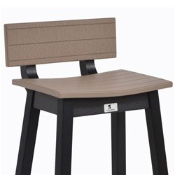 Berlin Gardens Saddle Stool Back Kit