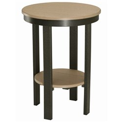 Berlin Gardens Round End Table