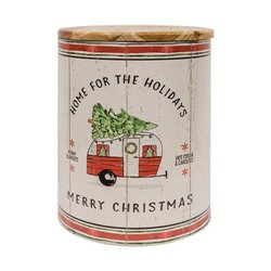 Set of 3 Wintertime Canisters
