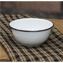 Enamel Cereal Bowl- Set of 8