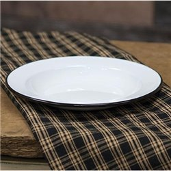 Enamel Salad Plate- Set of 6