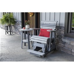 2' Classic Balcony Glider Chair - Lifestyle Picture