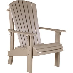 Poly Deluxe Royal Comfort Height Adirondack Chair