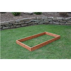 Cedar Stain without Plants