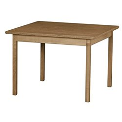 Child's Real Wood Table - Harvest