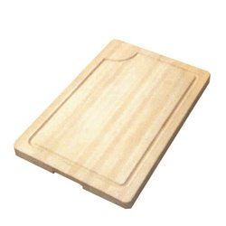 Exotic Wood Rectangle Cutting Board - Large