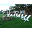 Poly Folding and Reclining Adirondack Chair