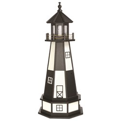 Hybrid Standard and Premium Lighthouses with Base - Cape Henry - Replica