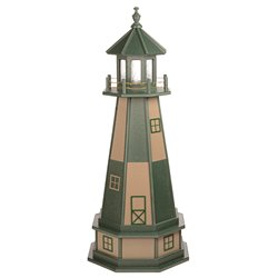 Hybrid Standard and Premium Lighthouses with Base - Assateague - Replica