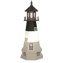 Hybrid Standard and Premium Lighthouses with Base - Oak Island - Replica