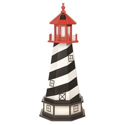 Hybrid Standard and Premium Lighthouses with Base - St. Augustine - Replica