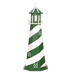 Wood Standard and Premium Lighthouses - Cape Hatteras - Jets