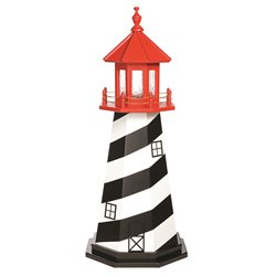 Wood Standard and Premium Lighthouses - St. Augustine - Replica