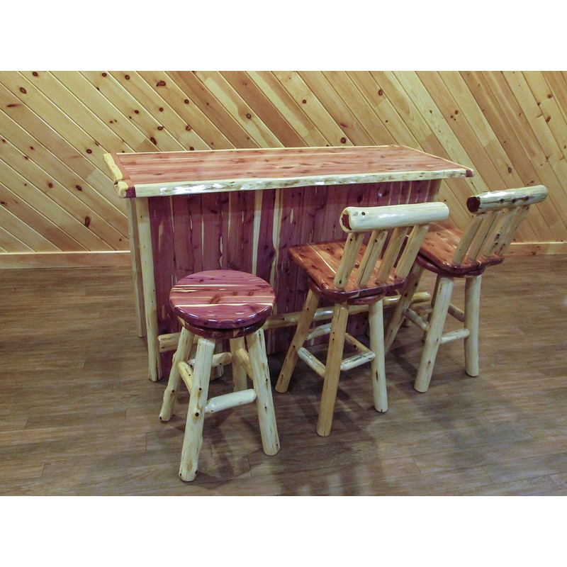 ... 6 Foot Bar   Stools NOT Included!