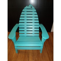 Poly Fish Adirondack Chair...