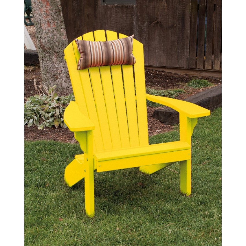 Poly Fan Back Adirondack Chair Furniturebarusa