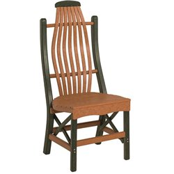 Poly Lumber Bentwood Style Side Chair - 7 Premium Colors
