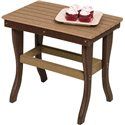 Poly Lumber 1 Tier End Tables - 7 Premium Colors