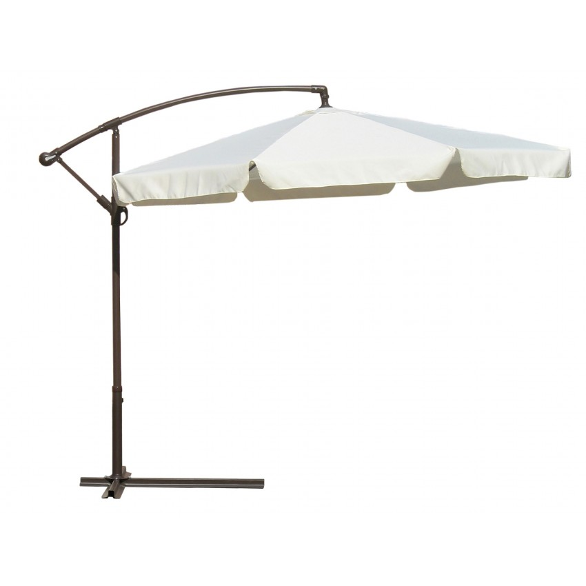 10 foot outdoor market patio picnic umbrella offset