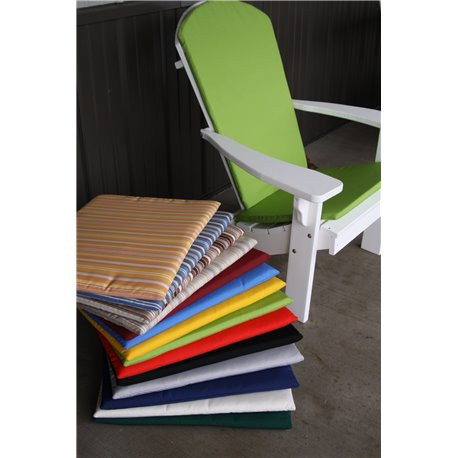 Adirondack Chair Full Cushion - Assortment