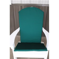 Adirondack Chair Full Cushion - Forest Green