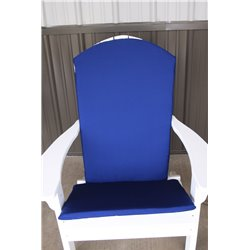Adirondack Chair Full Cushion - Navy Blue