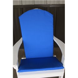 Adirondack Chair Full Cushion - Light Blue