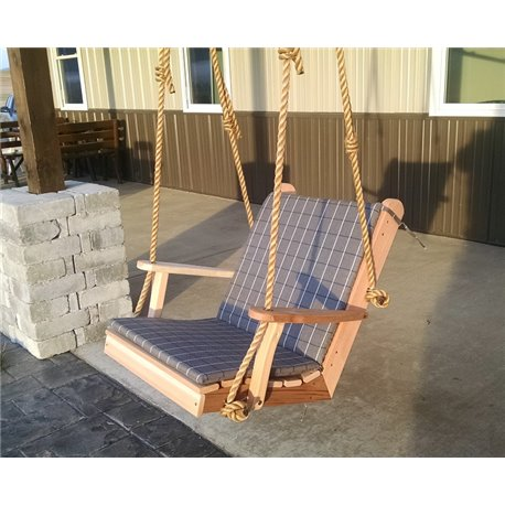 Swing Chair Back & Seat Cushion