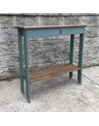 Rustic/Primitive Accent Tables