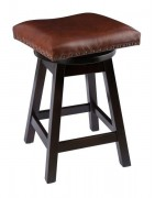 Traditional Maple Wood Bar Stools