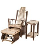 Wormy Maple Real Wood Furniture