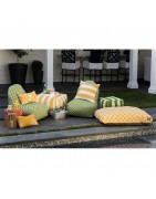 Poufs, Ottomans, Bean Bag Chair Loungers, and Cubes