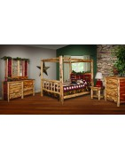 Rustic Furniture for any bedroom style!