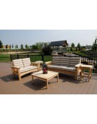Outdoor Sofas, Love Seats and Chairs