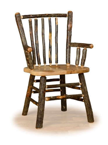 Stick Back Dining Chairs with arms