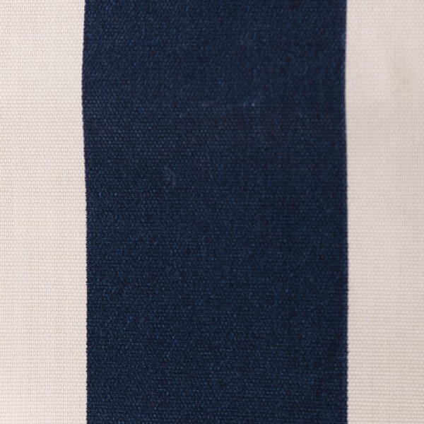Navy Blue Vertical Stripe