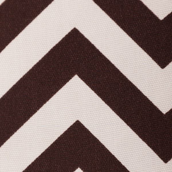 Chocolate Chevron