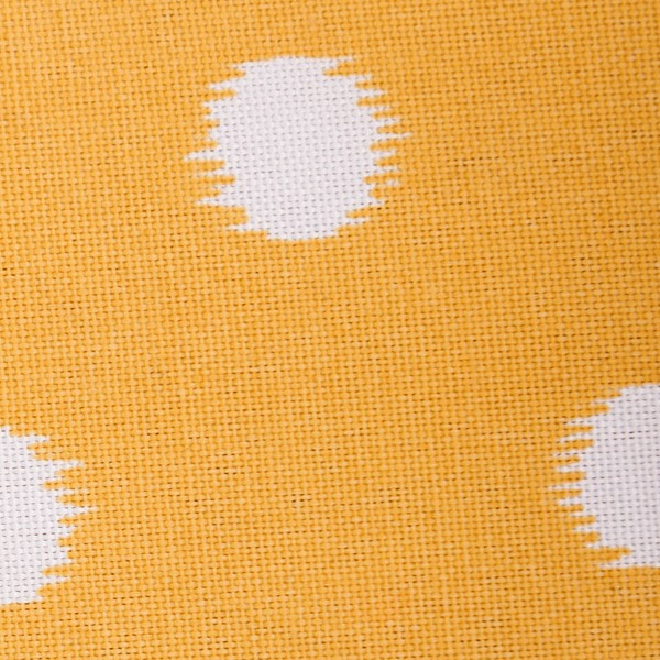 Citrus Ikat Dot